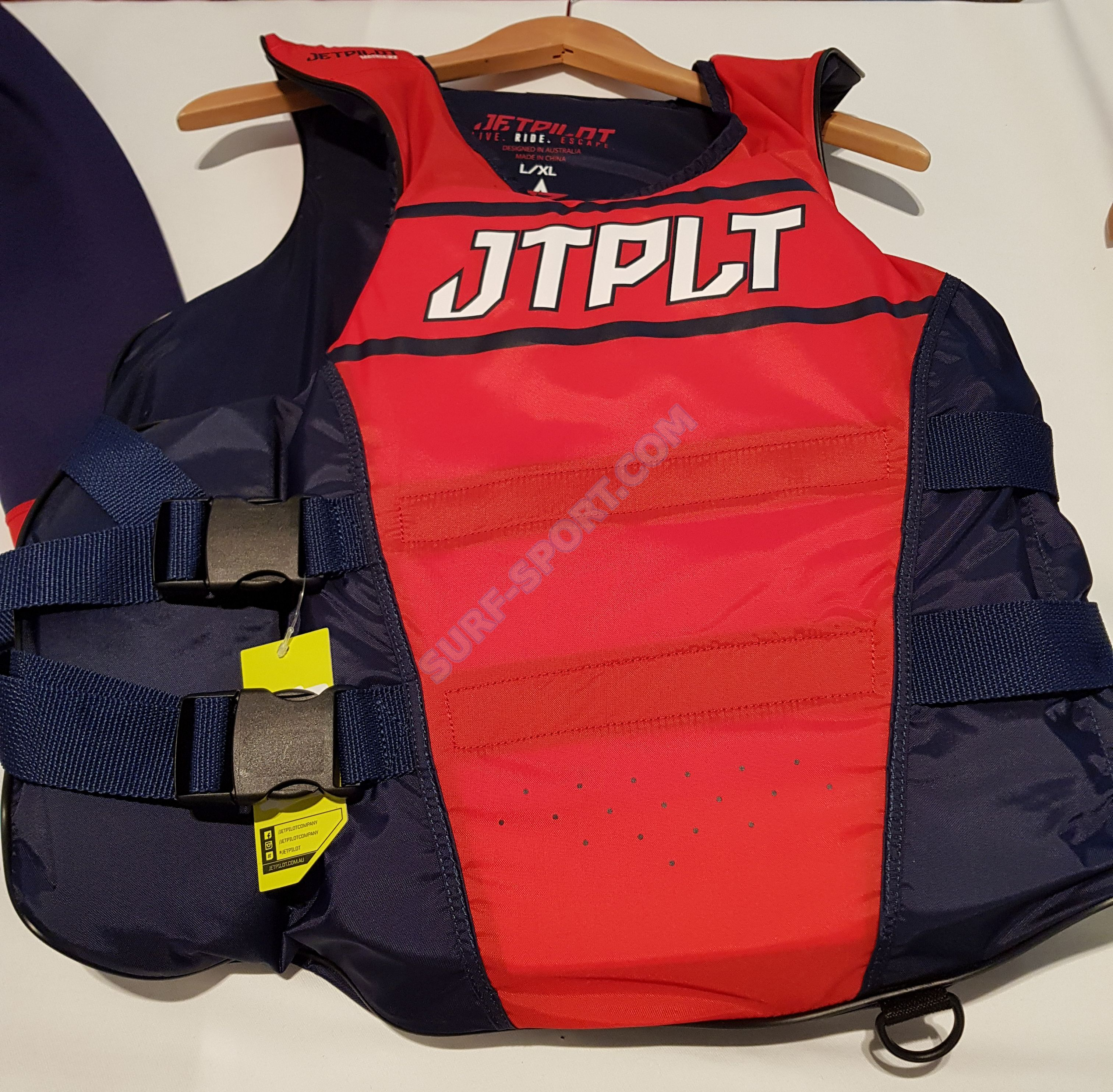 Matrix RX nylon vest-vavy-red-2019.jpg