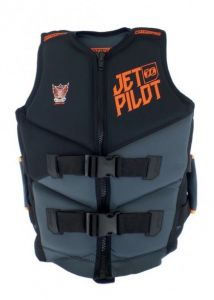 Kamizelka Jet Pilot Matrix Pro Neo Vest 2018 Black/Orange