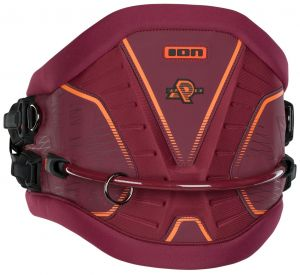 Trapez ION Apex Kite Waist Harness  2018 - Wine Red/Orange