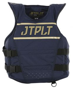 Kamizelka Jet Pilot Matrix Race RX Nylon Vest 2019 Navy/Gold