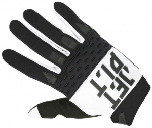 Rękawice Na Skuter Jet Pilot Matrix RX  Race Glove-Full Finger 2019 White/Black