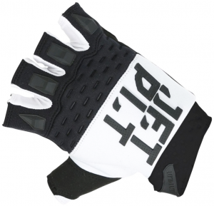 Rękawice Na Skuter Jet Pilot Matrix RX  Race Glove-Short Finger 2019 White/Black