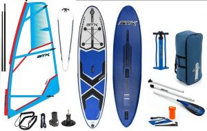 Zestaw Prolimit Deska Wind Sup STX Freeride 9'8 + Pednik STX Power 2020