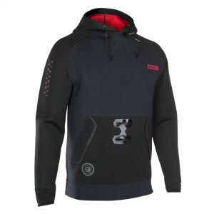 Bluza Neoprenowa ION Neo Hoody 2mm 2019 Black/Red