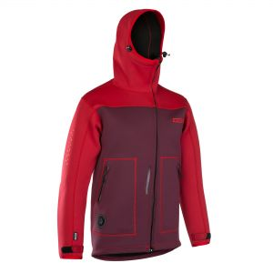 Kurtka Neoprenowa ION Neo Shelter Jacket AMP 2019 Red