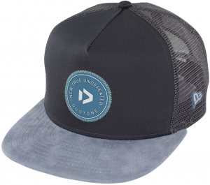 Czapka Duotone New Era Cap 9Fifty A-Frame - Circle 2020 Dark Gray