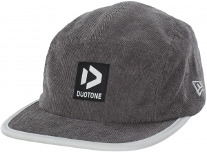 Czapka Duotone New Era Cap Adjustable Carduroy 2020 Dark Gray