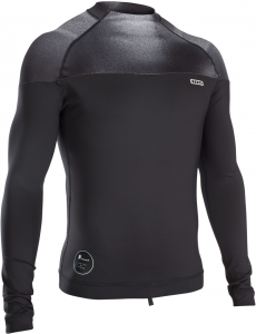 Lycra Ion Rashguard Men LS-2020 Black