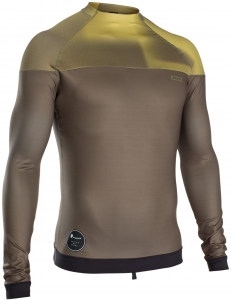Lycra Ion Rashguard Men LS-2020 Dark Olive