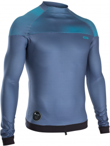 Lycra Ion Rashguard Men LS-2020 Blue