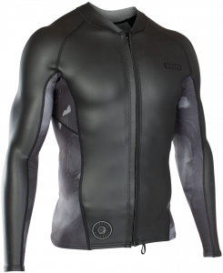 Kurtka Neoprenowa ION Neo Zip Top Men 2/1CSK LS 2019 Black Capsule