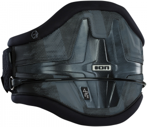 Trapez Do Kitesurfingu  ION Apex 8 Kite Waist Harness  2020 - Black