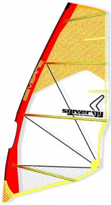 Żagiel Windsurfingowy Severne Synergy Adult 2019 Yellow/Red