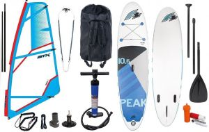 "Zestaw Windsurfingowy-Deska Wind Sup F2 Peak 10'0"" + Pednik STX Power 2020"