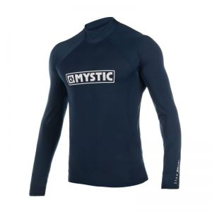 Lycra Mystic Star Rashvest Junior L/S Navy 2019