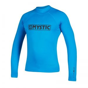 Lycra Mystic Star Rashvest Junior L/S Blue 2020