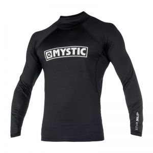 Lycra Mystic Star Rashvest Junior L/S Black2020