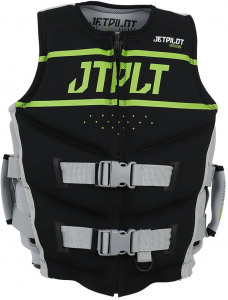Kamizelka Jet Pilot Matrix Race RX Neo Vest 2020 Charcoal/Green
