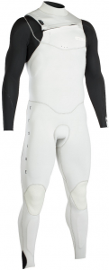 Pianka ION Strike Core Semidry 4/3 Front Zip 2020 White/Black