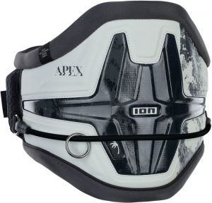 Trapez Do Kitesurfingu  ION Apex 8 Kite Waist Harness 2021 - Grey