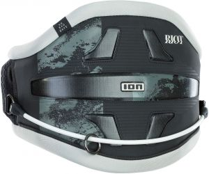 Trapez Do Kitesurfingu  ION Riot 9 Kite Waist Harness 2021 - Grey