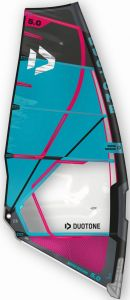 Żagiel Do Windsurfingu Duotone Super Session Sail 2020 Blue/Black