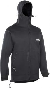Kurtka Neoprenowa z Kapturem ION Neo Shelter Jacket Core 2020 Black