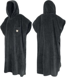 Changer Poncho Picture Organic Clothing 2021 Black