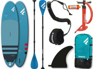 "Deska SUP Pompowana Fanatic Fly Air 10'4""  2020/2021"