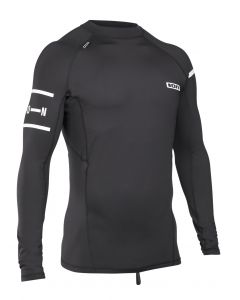 Lycra  ION Rashguard Men L/S Black 2017
