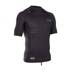 Lycra  ION Rashguard Men S/S Black 2018