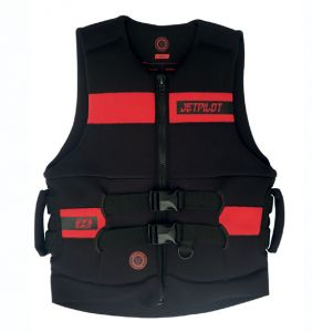 Kamizelka Jet Pilot Cause Neo Vest 2018 Black/Red