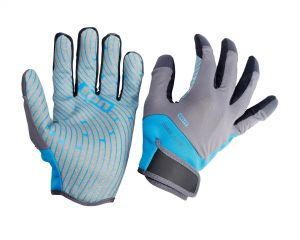 Rękawiczki ION Amara Gloves Full Finger 2018 Blue/Gray