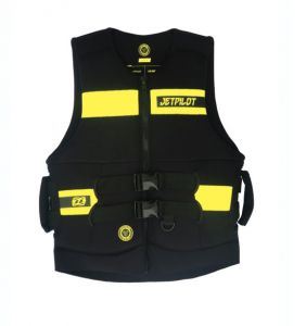 Kamizelka Jet Pilot Cause Neo Vest 2018 Black/Yellow