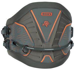 Trapez ION Apex Kite Waist Harness  2018 - Black Phantom/Orange