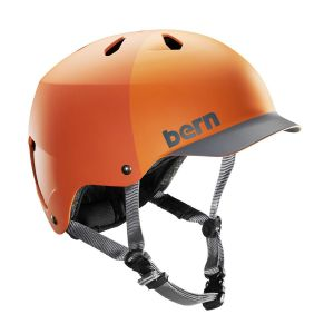 Kask Bern H2o Watts 2017 Orange Hat Style