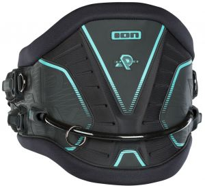 Trapez ION Apex Kite Waist Harness 2018 - Black/Pistachio